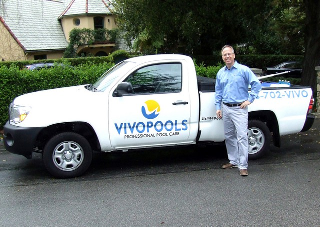 Willan Johnson, CEO of Vivo Pools