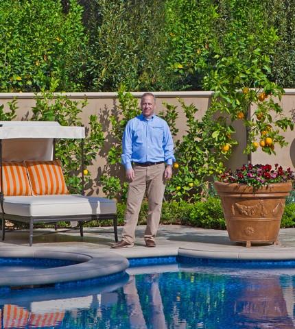 Willan Johnson, CEO of Vivo Pools