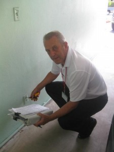 Colin Conroy, HomeTeam Inspection Service's 2011 Franchisee of the Year