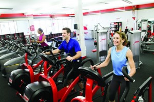 Snap Fitness Interior Photo