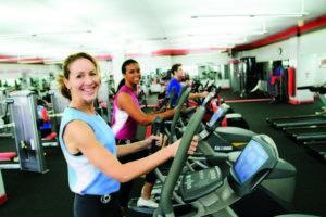 Snap Fitness Interior Photo
