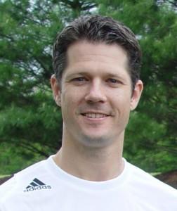 Justin Bredeman, Partner and VP of Franchisee Recruitment for Soccer Shots
