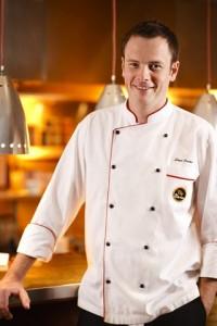 Lloyd Carter, Executive Development Chef of Jumeirah Restaurants