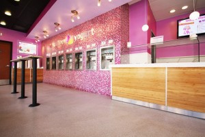 Forever Yogurt Interior Photo
