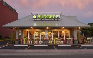 BurgerFi Restaurant Exterior Photo