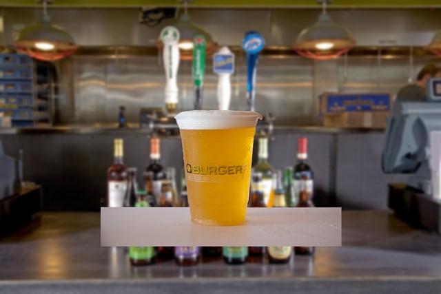 BurgerFi's Craft Beer