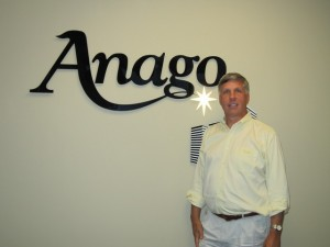 Curt Albertson, Master Owner for Anago Cleaning Systems of Cincinnati and Dayton