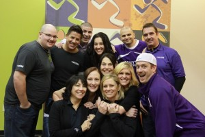 Anytime Fitness Team
