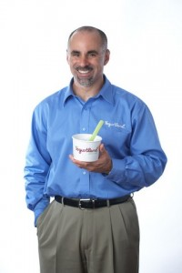 Larry Sidoti, VP of Development for Yogurtland