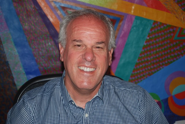 Mike Mooslin, President of Color Me Time