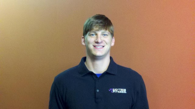 Philip Mook, Regional Manager of Mark Stevens' Anytime Fitness Locations
