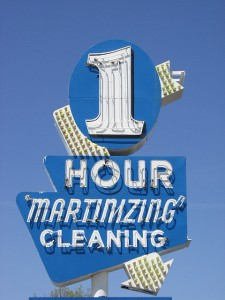 Photo of Martinizing Dry Cleaning Sign by phelony_jones