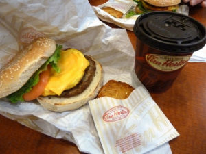 Tim Hortons Photo by Mark 2400