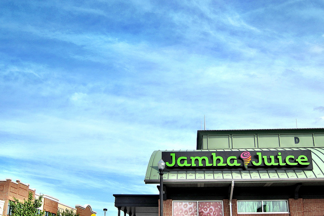 Jamba Juice Photo by oceanlab