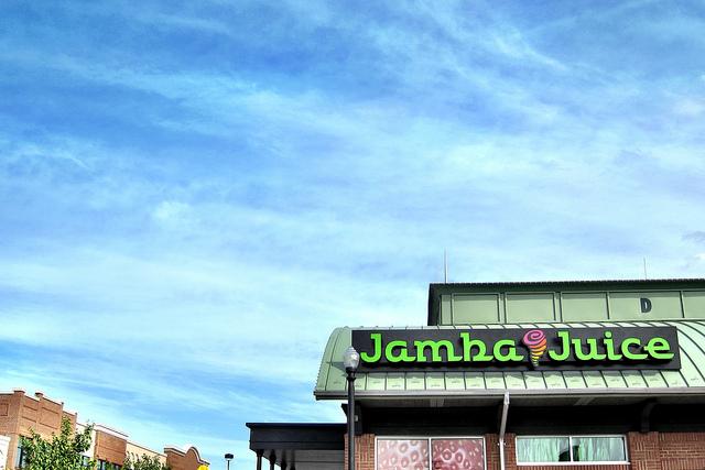 Jamba Juice Photo by oceanlab