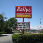 FDD Talk:  Average Net Sales of Franchised and Corporate-Owned Rally's Restaurants