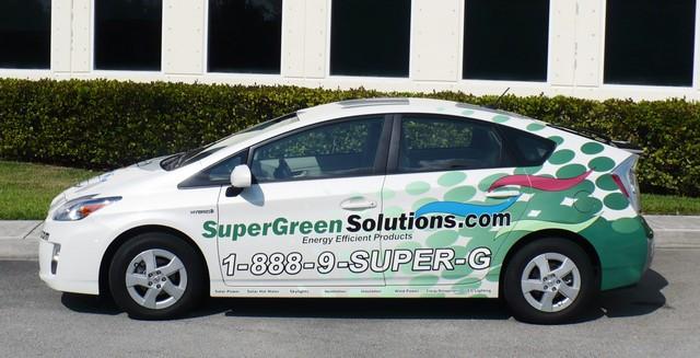 SuperGreen Solutions Prius