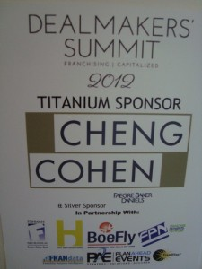 Dealmakers' Summit Sponsors