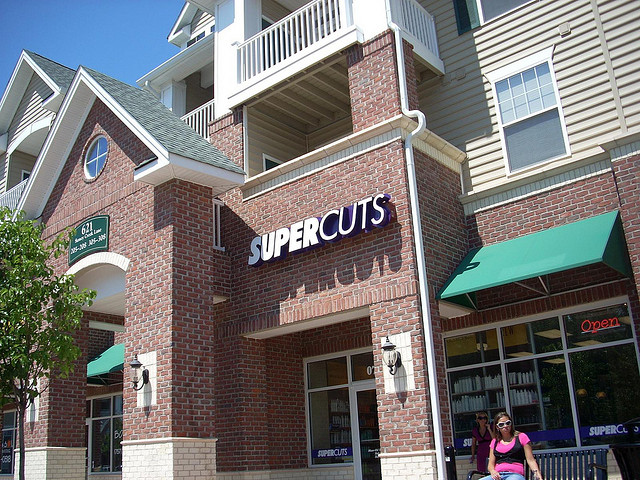 Supercuts Salon Photo by RetailbyRyan95