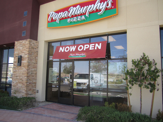 Papa Murphy's Store Exterior Photo by PRO-TECT TINT LV