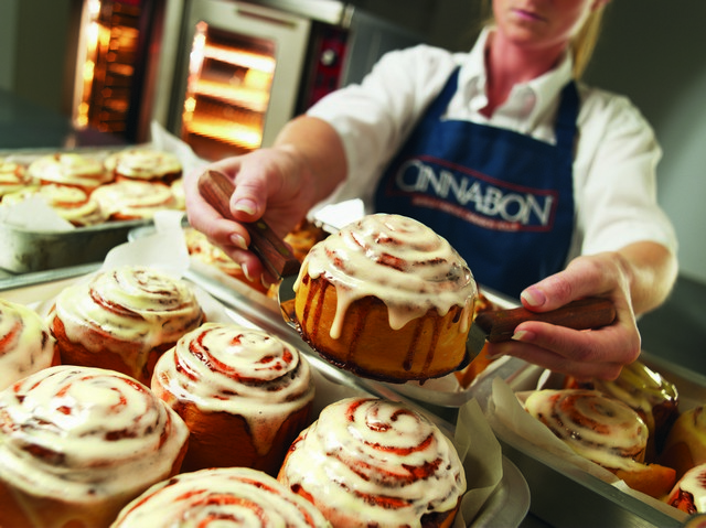 Cinnabon Photo