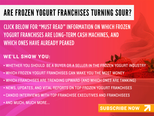 Subscribe to Franchise Chatter's Fro-Yo Files