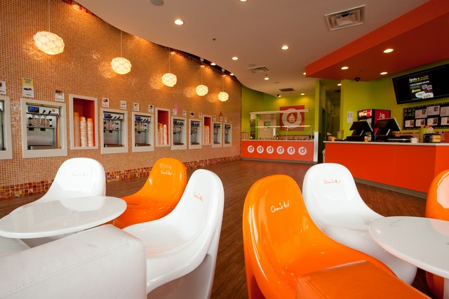 Orange Leaf Frozen Yogurt, Kentucky
