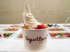 Yogurtland Photo by ajcreencia