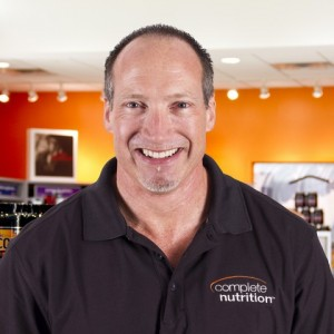 Sheldon Harris, CEO of Complete Nutrition