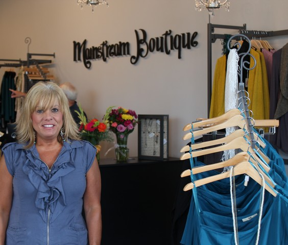 Marie DeNicola, Founder, President, and CEO of Mainstream Boutique