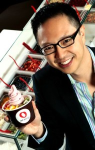 Dan Kim, Founder of Red Mango