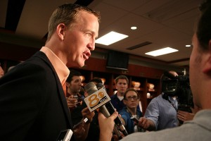 Peyton Manning Photo by Tennessee Journalist