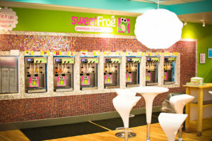 sweetFrog Frozen Yogurt Interior Photo by woofwoofwoof