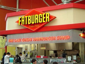 Fatburger Restaurant Exterior Photo by roboppy