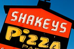 Shakey's Pizza Photo by Thomas Hawk