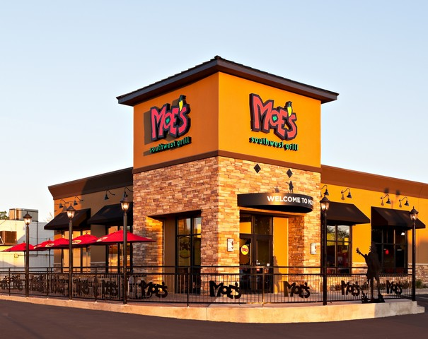 Moe's Southwest Grill Exterior Photo