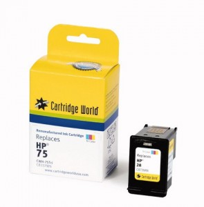 Cartridge World Inkjet Box