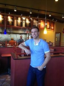 Jim Kolzow, Panchero's Mexican Grill Franchisee