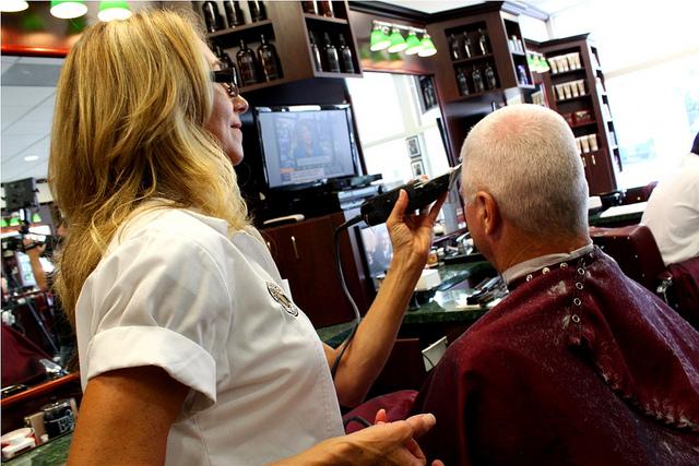 V's Barbershop Photo by ShortcutsUSA