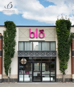 Blo Blow Dry Bar Exterior Photo by Borsellino Photography