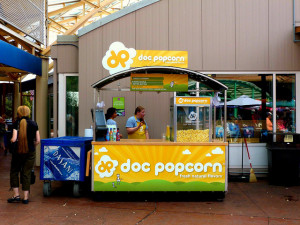 Doc Popcorn Photo by Rusty Clark