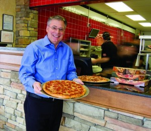 Jack Butorac, President and CEO of Marco's Pizza