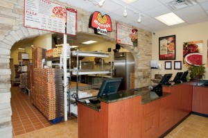 Marco's Pizza Interior Photo