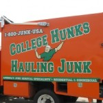1-800-Junk-USA Really, Really Likes College Hunks Hauling Junk