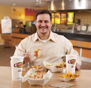 Charleys Philly Steaks VP of Marketing Mike Cassar