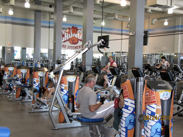 Crunch Gym Ca 007 Franchise Chatter