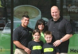 Jim Emrich (and Family), Multi-Unit Franchisee of Let's YO!