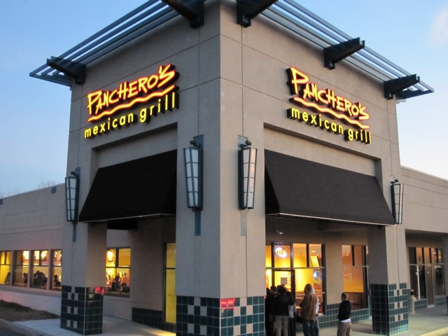 Panchero's Mexican Grill's Exterior Photo
