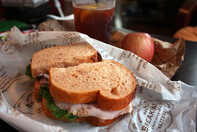 Panera Bread Photo by r4ch3l
