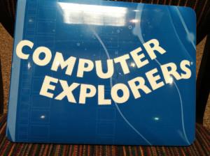 Computer Explorers Photo by DebEvansCE